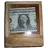 Cash Out - Wood Brainteaser Puzzle