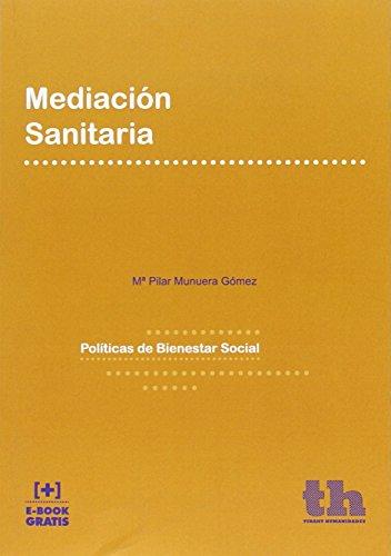 Descargar Libro Mediación Sanitaria Mª Pilar Munuera Gómez
