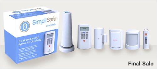 SimpliSafe Wireless Home Alarm System SimpliSafe