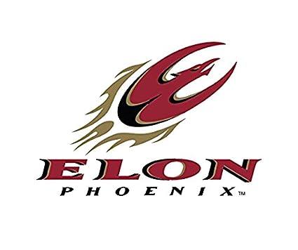 Victory Tailgate Elon University Phoenix Die Cut Vinyl Decal Logo 1 Approx 6x6