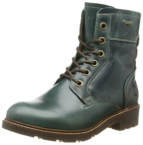 Gore Donna Fly Stivaletti texsilo050fly 010 petrol London Verde 5x88qIn