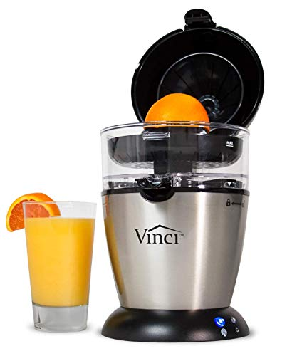 Cheap Vinci Hands-Free Electric Citrus Juicer