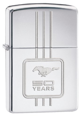 Zippo Ford 50 Years Lighter