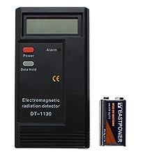 DT1130 LCD Electromagnetic Radiation Detector EM Meter Dosimeter
