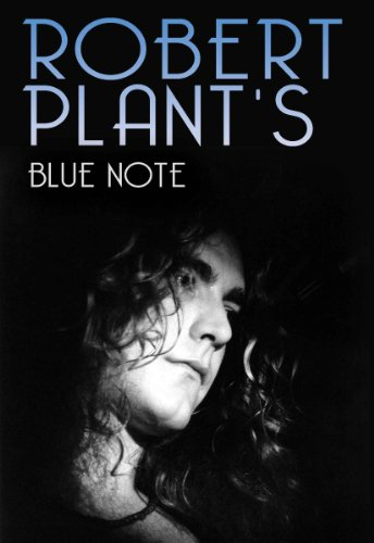 Plant, Robert - Robert Plant's Blue - Blue Plant Robert Note