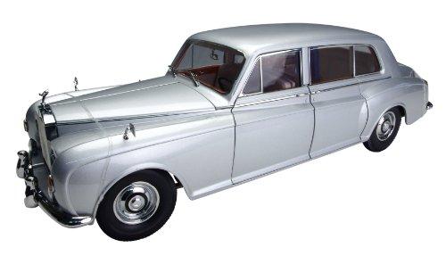 1/18 ロールスロイス ファントム 1964 LHD V シルバー PA98211L