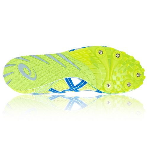 Running ES 4 Long Blue Asics Yellow Spikes HYPER Distance 7qF1xIXf