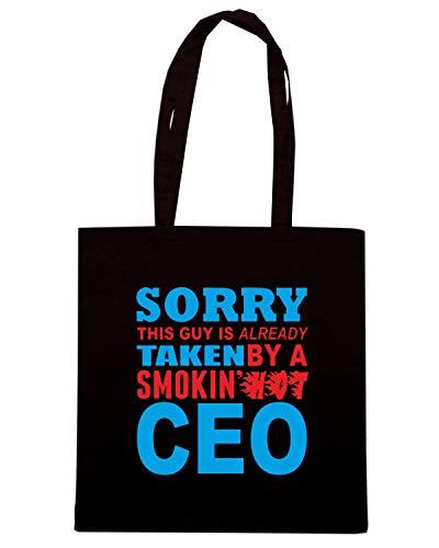 BEER0281 Nera ALREADY GUY SORRY TAKEN A Borsa IS SMOKIN BY HOT Shopper THIS E1wqn0pS