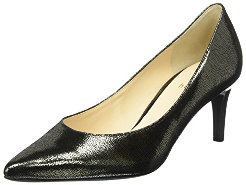 Högl Ladies 4-10 6701 7300 Pumps Grigio (pistola)