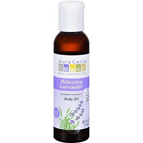 - Aura Cacia Aromatherapy Body Oil Lavender Harvest - 4 fl oz by Aura Cacia