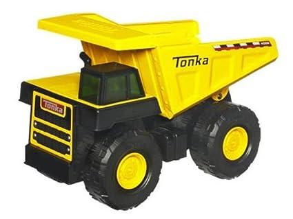 Tonka Toy Trucks >> Amazon Com Hasbro Tonka Ts4000 Steel Dump Truck Toys Games