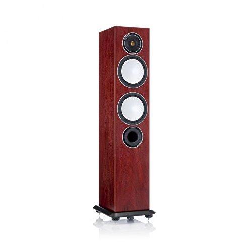 Monitor Audio - Silver Series 6 - Floorstanding Speaker - Each - Rosenut