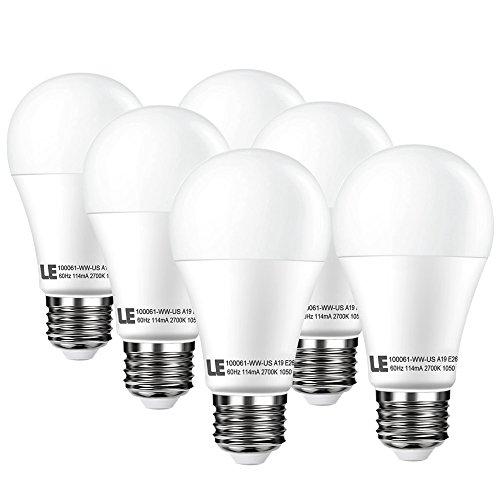 LE A19 E26 LED