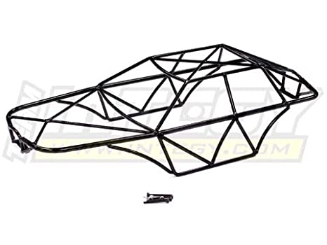 Amazon Com Integy Rc Model Hop Ups T4058 Steel Roll Cage Body For