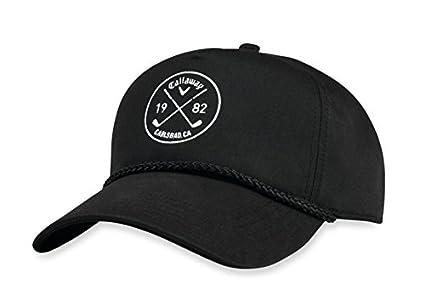 49fdbcac132 Amazon.com   Callaway Golf 2018 Rope Adjustable Hat