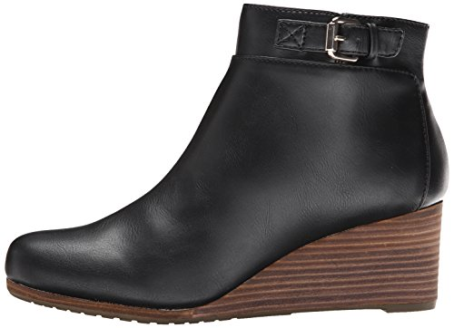 Pictures of Dr. Scholl's Women's Daina Boot Black Black 5