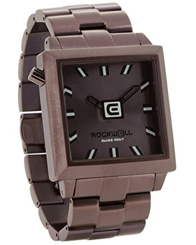 Rockwell Time Men's 40mm 2 Watch, Bronze