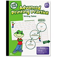 Board Dudes44; The 19442UA24 LeapFrog Advanced Printing Practice Writing Tablet44; 8 x 1044; 80 Sheets/Tablet