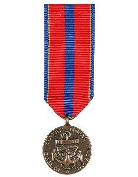 ML-M1113, Navy Reserve Meritorious Service (Mini Medal) ()