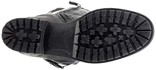 64 st Schwarz High Women's Kansas Boots ara Black Cv0AqUx4w