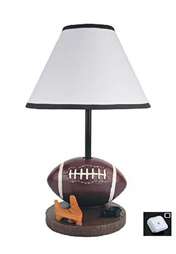 Major-Q Sports Football Table Lamp