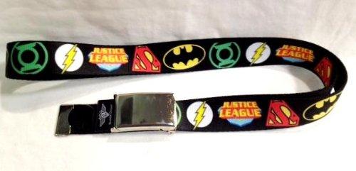 dc comic belt - 3