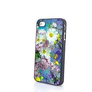 Cute Multi Cats Playfull Cats Fun Design Fashion Trend SamSung Galaxy S5 Hard Gel Silicone & Thin Metal