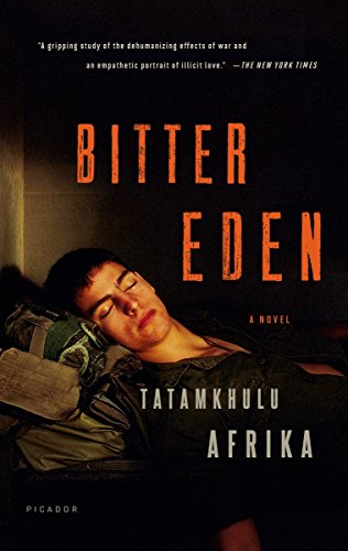 book cover of Bitter Eden