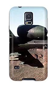 New Galaxy S5 Case Cover Casing(aircraft4)
