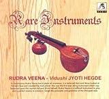 Rare Instruments - Rudra Veena - Vidushi Jyoti Hegde (Hindustani Classical Instrumental)
