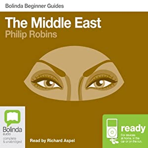 Middle East: Bolinda Beginner Guides Audiobook