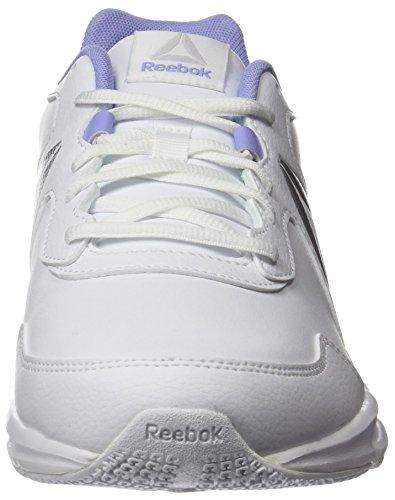 Lilac Runner Glow Metallic Running SL White Reebok Bianco Silver Donna Scarpe Express f57np78qA4