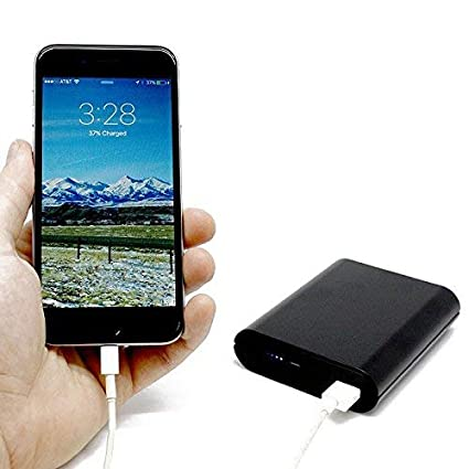 PV-PB20i Power Bank Real con Camara espia WIFI 1080p de LawMate