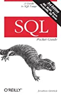 SQL Pocket Guide, 3rd Edition Front Cover