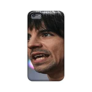DannyLCHEUNG Iphone 6plus Durable Cell-phone Hard Cover Customized Vivid Red Hot Chili Peppers Image [qCH10030wCTg]