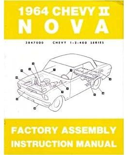 1974 Chevrolet Corvette Assembly Manual Book Rebuild Instructions Illustrations