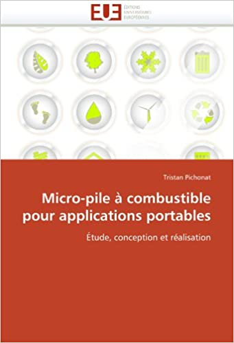 Livre gratuits Micro-pile à combustible pour applications portables: Étude, conception et réalisation pdf epub