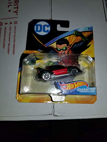 Wheels Hot Power Tower - Hot Wheels DC Universe Robin 2.0T Vehicle