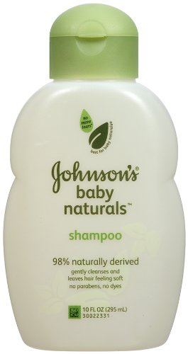 Natural Baby Shampooing Johnson, 10 once (Pack de 2)