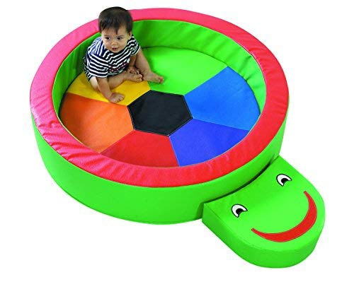 Children's Factory Turtle Hollow Indoor Play Set for Kids Foam Toy for Children Play Cushion by Children's Factory (Image #1)
