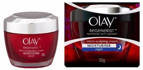 OLAY REGENERIST MICRO-SCULPTING CREAM NIGHT - Cream Advance Hydration
