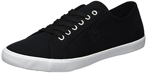 Fila Fila Men Base Millen Low - Zapatillas de casa Hombre Schwarz (Black)