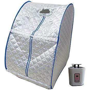 Portable Therapeutic Steam Sauna Spa Detox-Weight Loss, SS01
