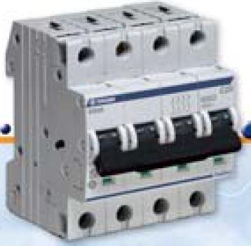 Interruptor Automático Magnetotérmico IV polos Curva C 50A: Amazon ...