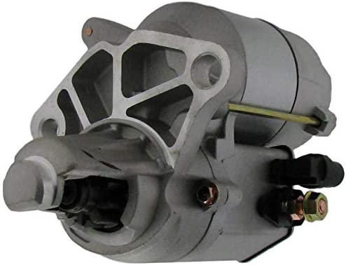 New Starter for Dodge Dakota Durango V8 4.7L 5.2L 5.9L Ram 1500-4000 3.7L-5.2L 1999 2000 2001 2002 2003 Off Set Gear Reduction 10T CW 1.4KW 228000-7420 228000-7421 56027702AB 56027702AC R6027702AC