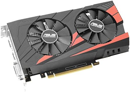 ASUS EX-GTX1050-2G GeForce GTX 1050 2GB GDDR5 - Tarjeta gráfica (NVIDIA, GeForce GTX 1050, 7680 x 4320 Pixeles, 1354 MHz, 1455 MHz, 2 GB)