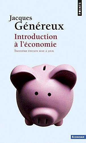 Jacques Généreux - Introduction à l'économie