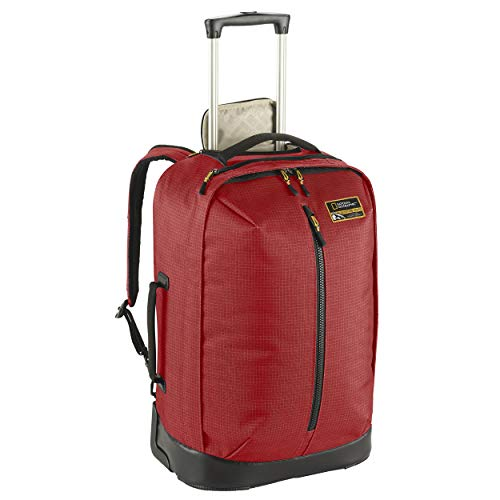Eagle Creek National Geographic Adventure Convertible Carry-on, firebrick