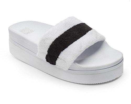 47d458d1198 Jane and the Shoe Women s Jemma Platform Slide Sandal