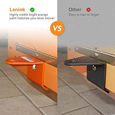 Lenink Trailer Hitch Compatible with Scag Cheetah 61